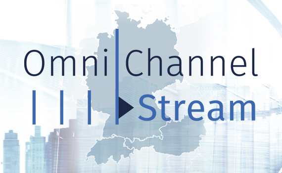 Omni Channel Stream fuer die DACH-Region